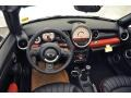 Championship Lounge Leather/Red Piping 2013 Mini Cooper Interiors