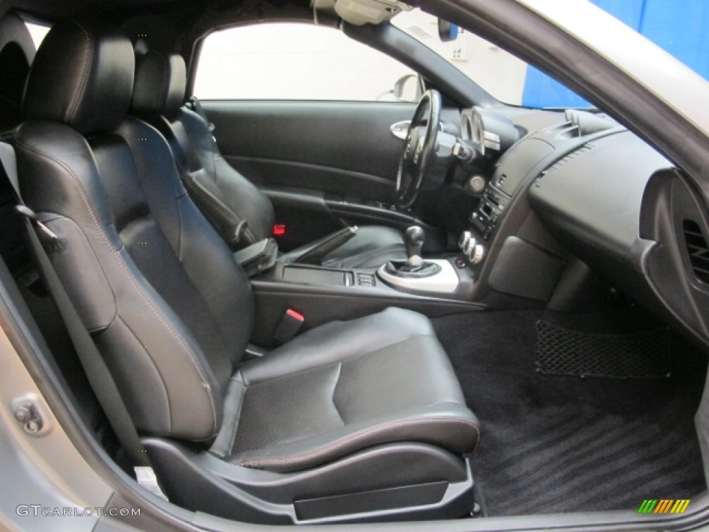 Nissan 350z interior the image kid has it for Interieur 350z