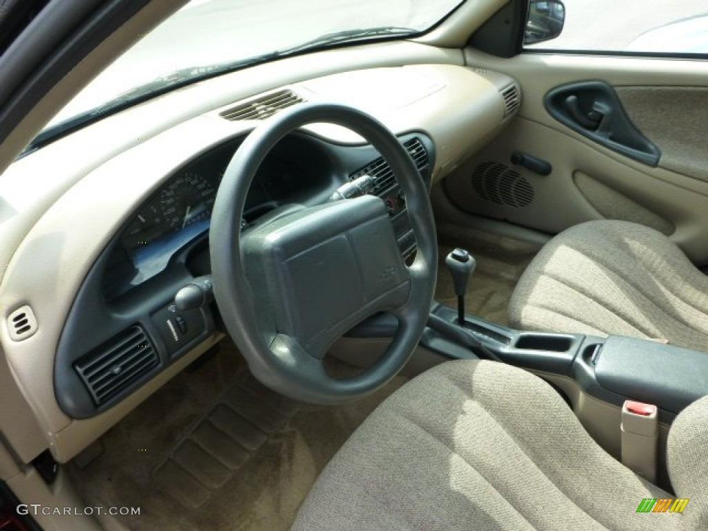 1999 Chevrolet Cavalier Sedan Interior Color Photos ...