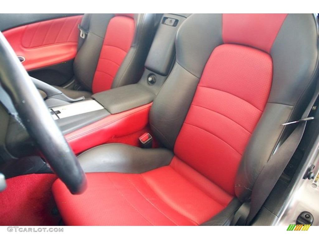 Red Interior 2004 Honda S2000 Roadster Photo 69386455