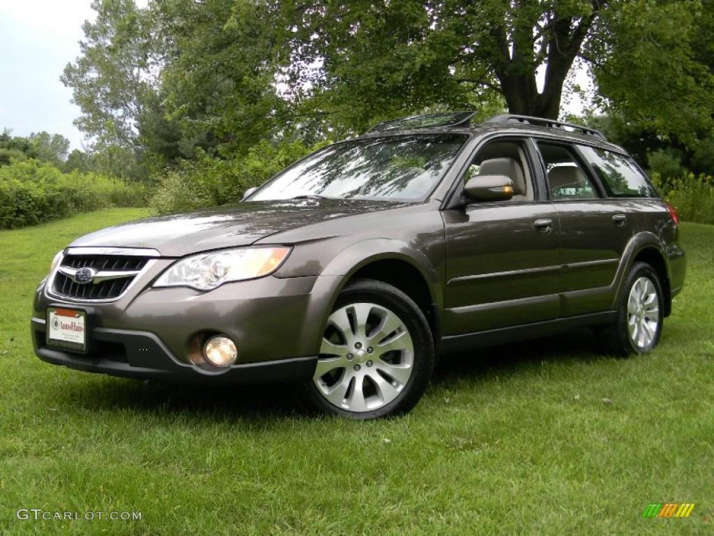 Ll Bean Subaru >> 2008 Deep Bronze Metallic Subaru Outback 3.0R L.L.Bean Edition Wagon #69351505 | GTCarLot.com ...