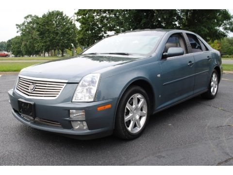 2006 cadillac sts 4 awd review