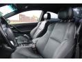 2004 GTO Coupe Black Interior
