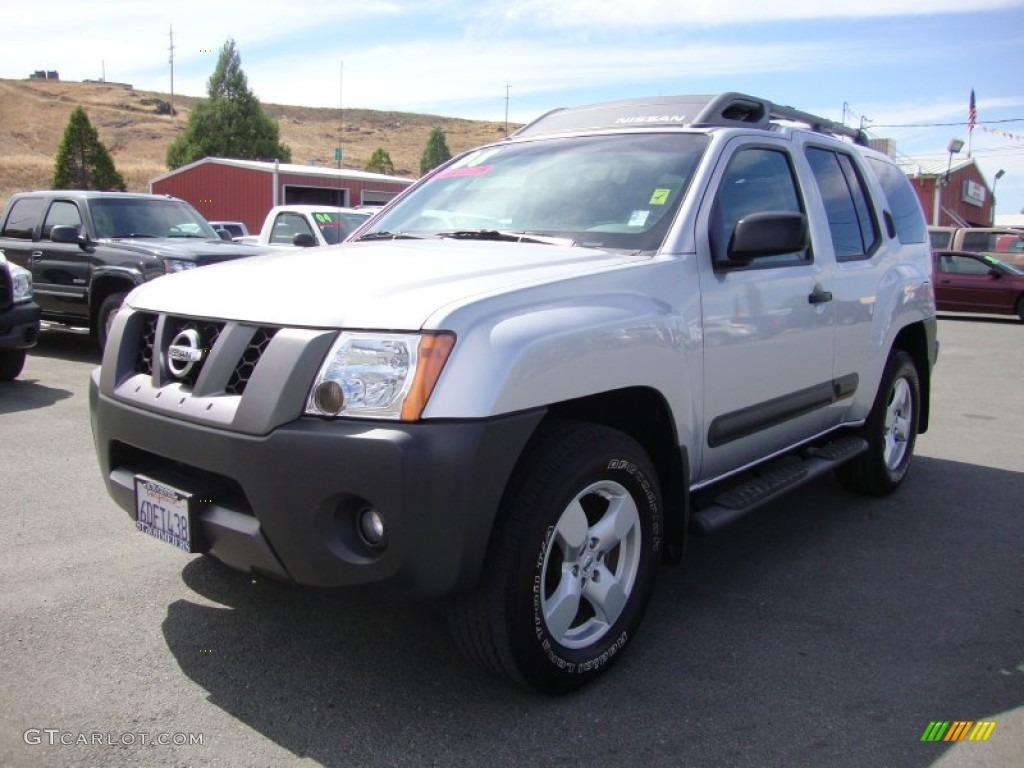 2008 Silver Lightning Nissan Xterra Se 4x4 69404356 Photo