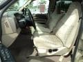 Medium Parchment 2000 Ford F350 Super Duty Interiors