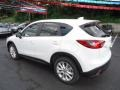 Crystal White Pearl Mica - CX-5 Grand Touring AWD Photo No. 3