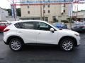 Crystal White Pearl Mica - CX-5 Grand Touring AWD Photo No. 6
