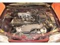 1996 Tercel Coupe 1.5 Liter DOHC 16-Valve 4 Cylinder Engine
