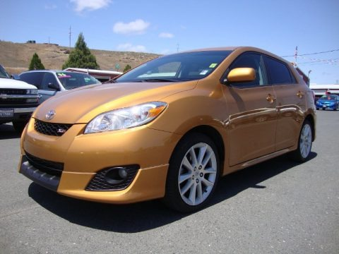 2009 toyota matrix xrs data info and specs. Black Bedroom Furniture Sets. Home Design Ideas