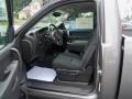 2012 Graystone Metallic Chevrolet Silverado 1500 LT Regular Cab 4x4  photo #15