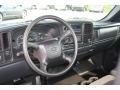 Graphite Dashboard Photo for 2001 Chevrolet Silverado 1500 #69424681