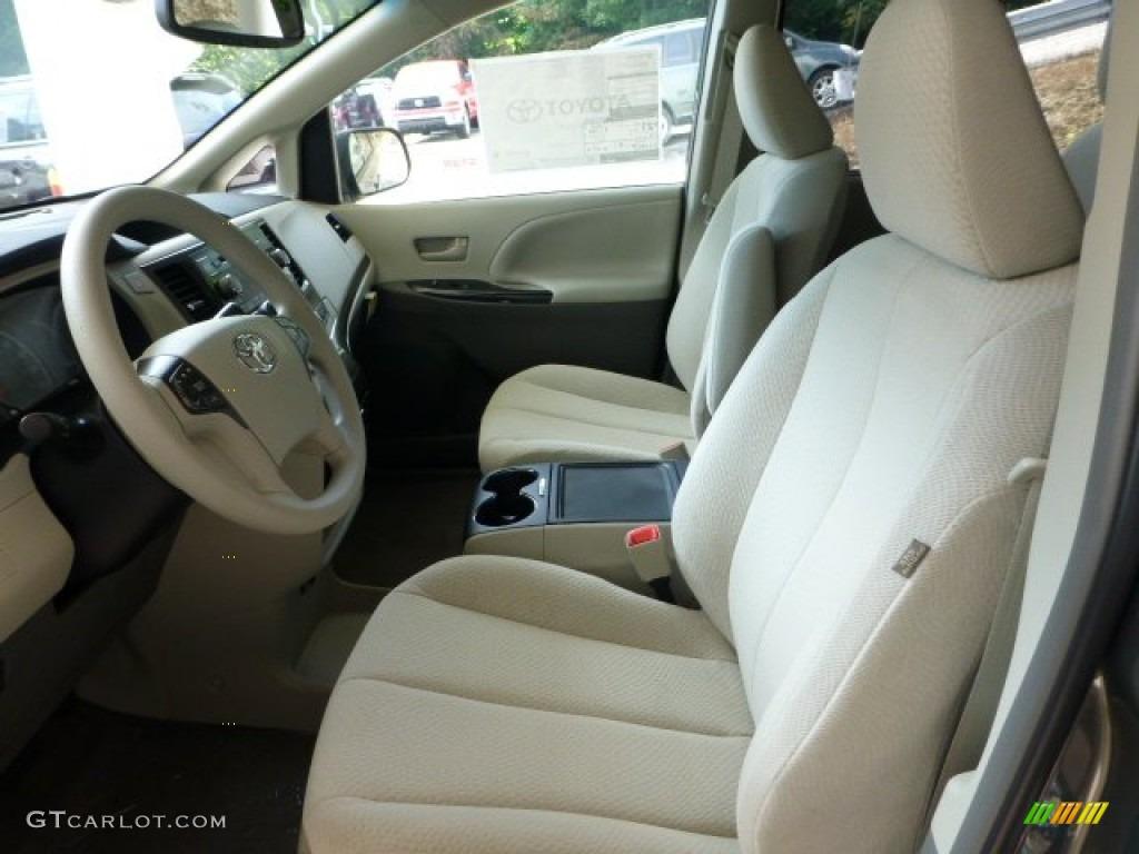 2013 Toyota Sienna Le Interior Photo 69424687