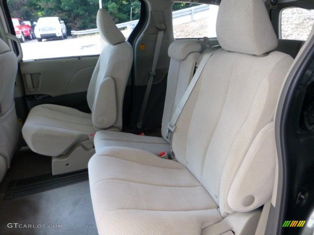 Toyota Vin Decoder >> Bisque Interior 2013 Toyota Sienna LE Photo #69424696 ...