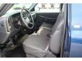 Graphite Interior Photo for 2001 Chevrolet Silverado 1500 #69424783