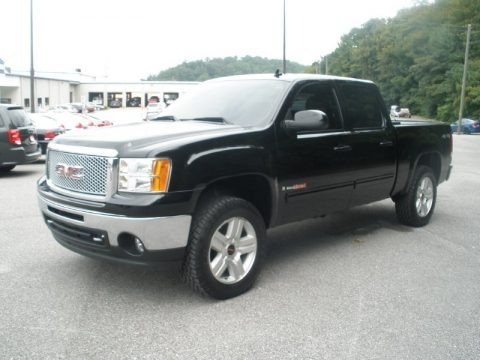 2008 gmc sierra 1500 data info and specs. Black Bedroom Furniture Sets. Home Design Ideas