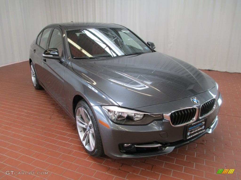2013 mineral grey metallic bmw 3 series 328i xdrive sedan. Black Bedroom Furniture Sets. Home Design Ideas