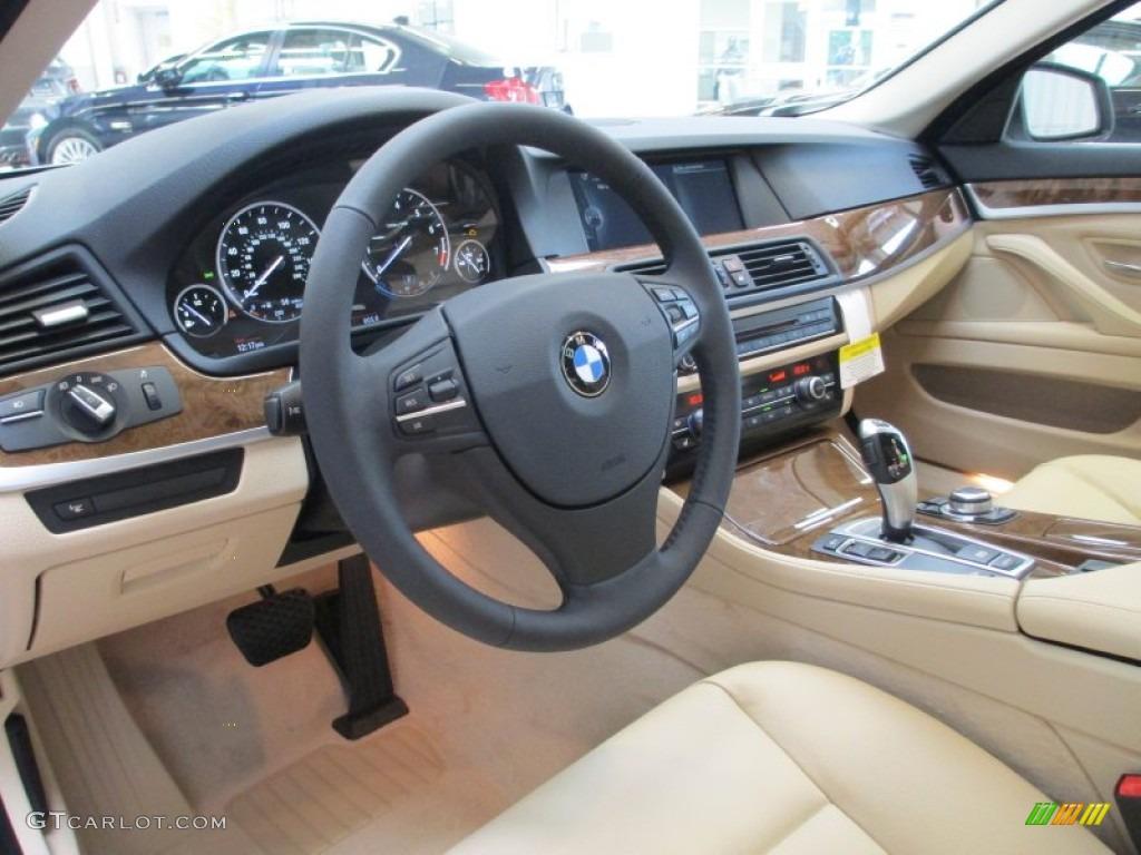 Venetian Beige Interior BMW Series I XDrive Sedan Photo - 2007 bmw 528i