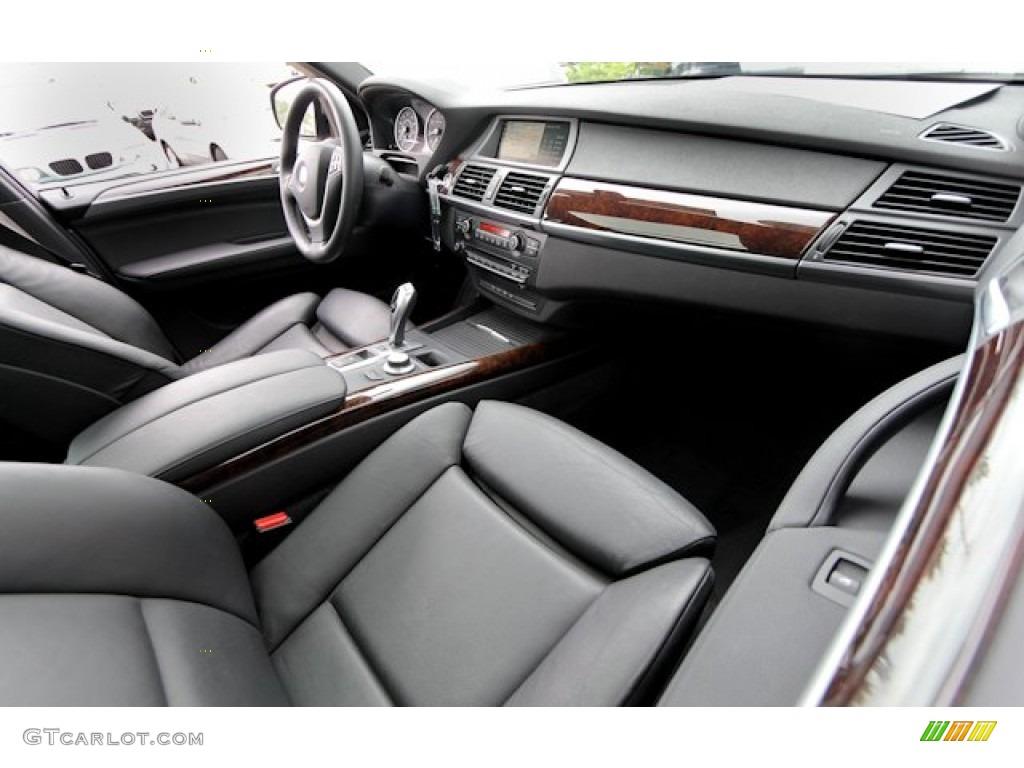2009 Bmw X5 Xdrive48i Black Dashboard Photo 69426549