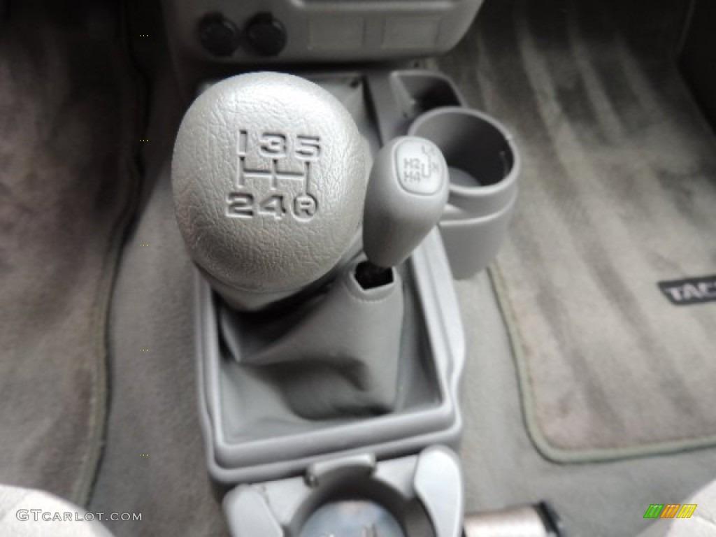 2004 Toyota Tacoma Sr5 Xtracab 4x4 5 Speed Manual