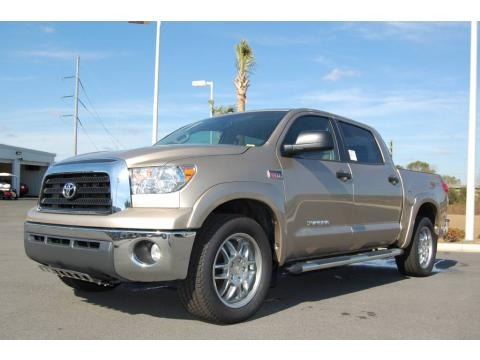2008 Toyota Tundra X-SP CrewMax Data, Info and Specs
