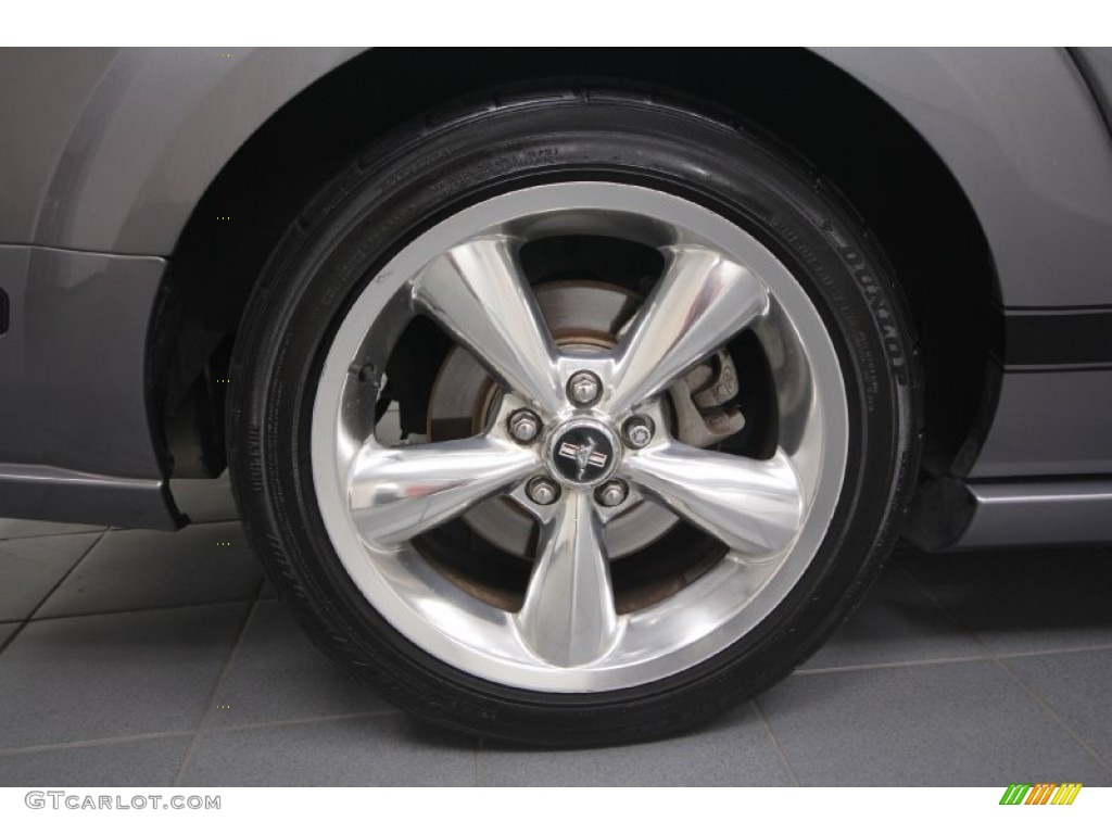 2006 Ford Mustang GT Premium Coupe Wheel Photo #69429196