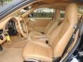 Sand Beige Interior Photo for 2007 Porsche 911 #69430144