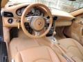 2007 Porsche 911 Sand Beige Interior Prime Interior Photo