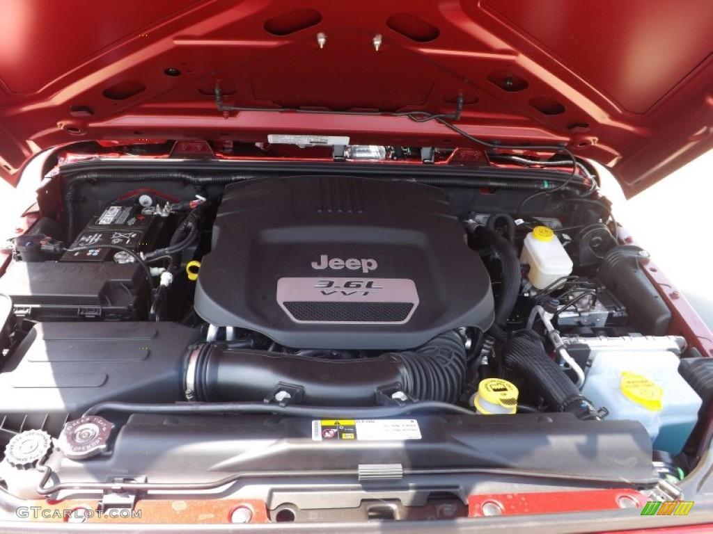2013 jeep wrangler unlimited sport s 4x4 3 6 liter dohc 24 valve vvt pentastar v6 engine photo. Black Bedroom Furniture Sets. Home Design Ideas