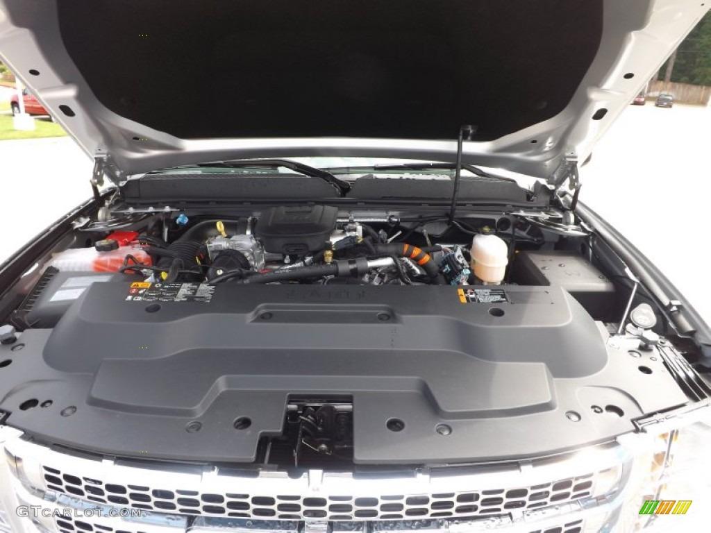 2013 GMC Sierra 2500HD SLE Crew Cab 4x4 6.6 Liter OHV 32-Valve Duramax ...