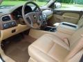 2010 Chevrolet Silverado 1500 Dark Cashmere/Light Cashmere Interior Prime Interior Photo