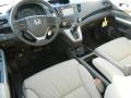 2012 White Diamond Pearl Honda CR-V EX-L  photo #13