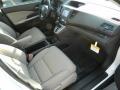 2012 White Diamond Pearl Honda CR-V EX-L  photo #17