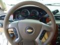 2012 Summit White Chevrolet Silverado 1500 LTZ Crew Cab 4x4  photo #15