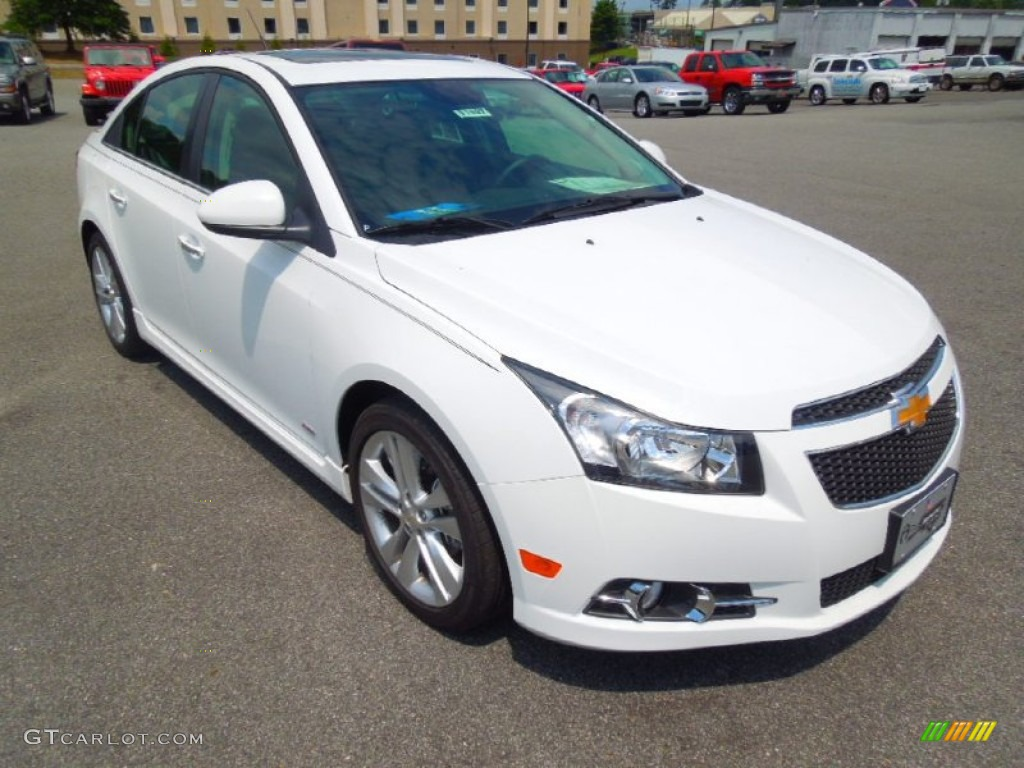 2012 summit white chevrolet cruze ltz rs 69404450 car color galleries. Black Bedroom Furniture Sets. Home Design Ideas