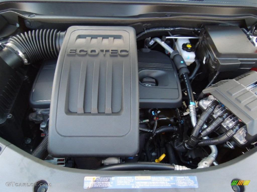 2013 Chevrolet Equinox LT 2.4 Liter SIDI DOHC 16-Valve VVT ...