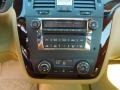 2006 Cadillac DTS Very Dark Cashmere/Cashmere Interior Controls Photo