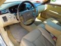 2006 Cadillac DTS Very Dark Cashmere/Cashmere Interior Prime Interior Photo
