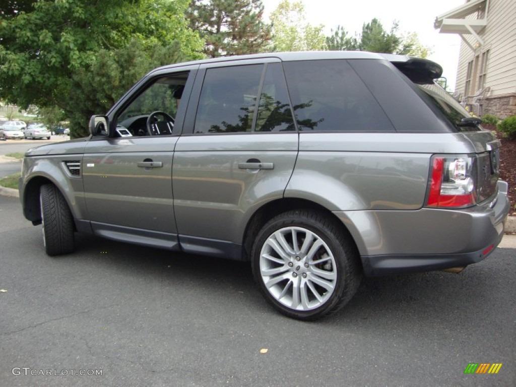 Stornoway Grey 2010 Land Rover Range Rover Sport Hse