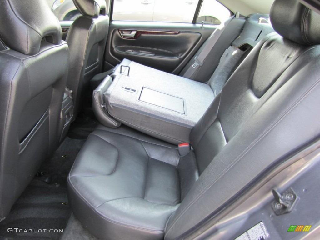 Graphite interior 2003 volvo s60 2 4 photo 69457651