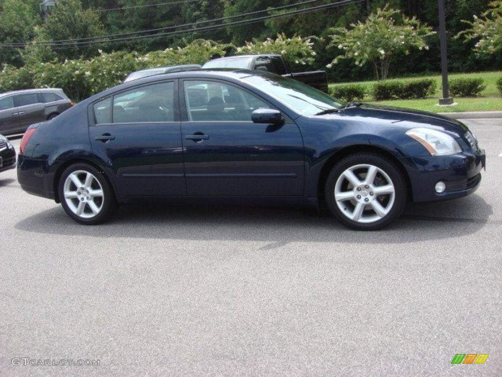 Majestic Blue Metallic 2006 Nissan Maxima 3.5 SE Exterior Photo #69465481