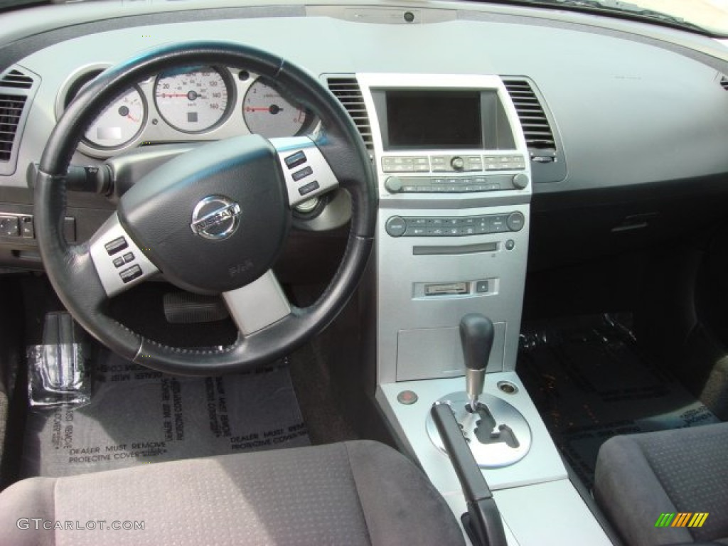 2006 Nissan Maxima 3 5 Se Frost Dashboard Photo 69465526