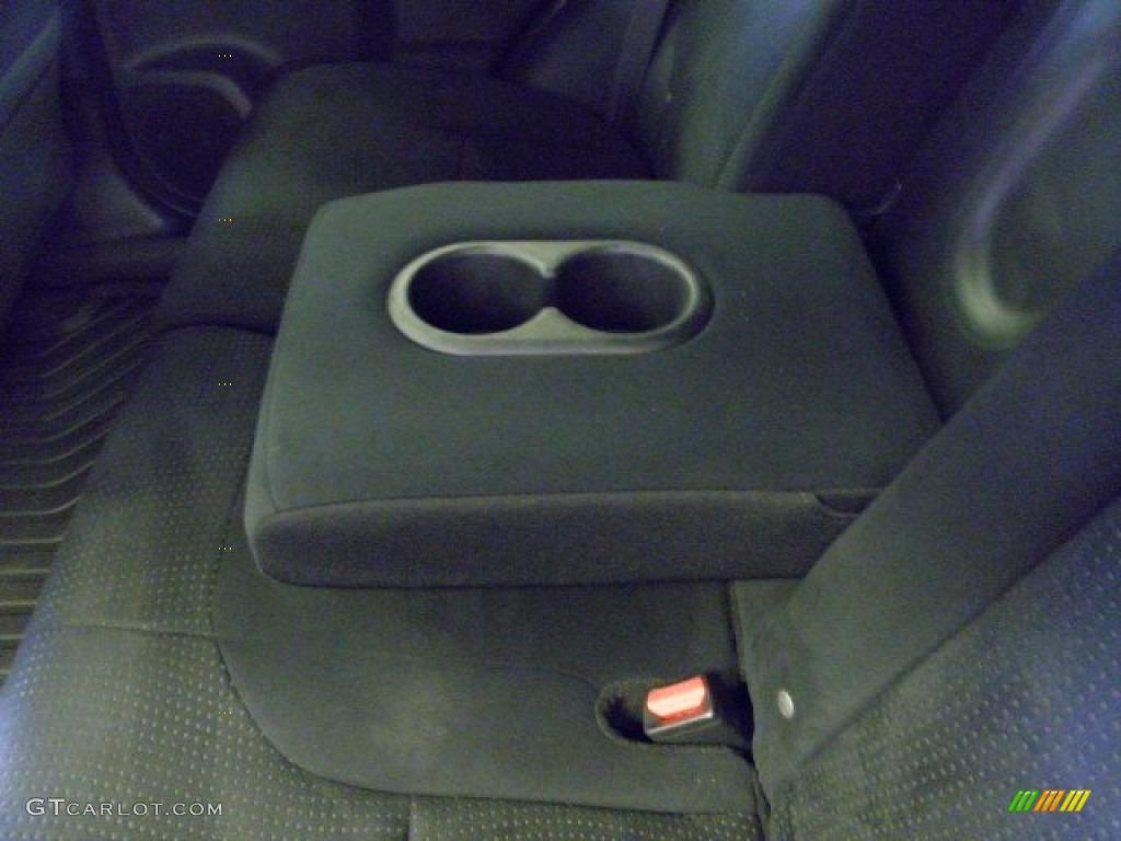 2012 CR-V EX 4WD - Crystal Black Pearl / Black photo #18