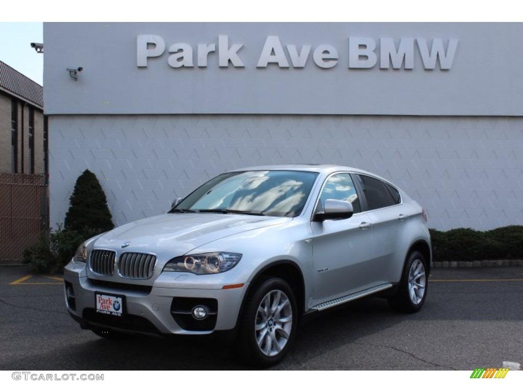 Titanium Silver Metallic BMW X6