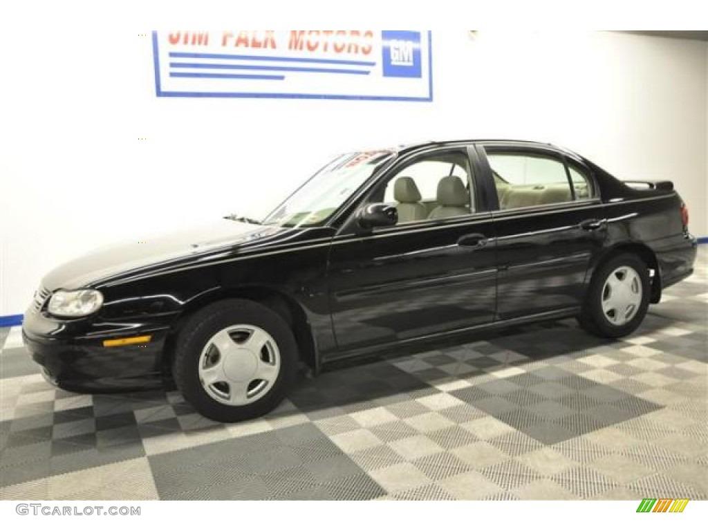 2000 Black Chevrolet Malibu Ls Sedan 69461469 Gtcarlot Com Car Color Galleries
