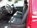2012 Victory Red Chevrolet Silverado 1500 LT Crew Cab 4x4  photo #17