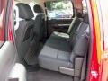 2012 Victory Red Chevrolet Silverado 1500 LT Crew Cab 4x4  photo #35