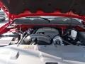 2012 Victory Red Chevrolet Silverado 1500 LT Crew Cab 4x4  photo #11