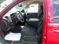 2012 Victory Red Chevrolet Silverado 1500 LT Crew Cab 4x4  photo #16