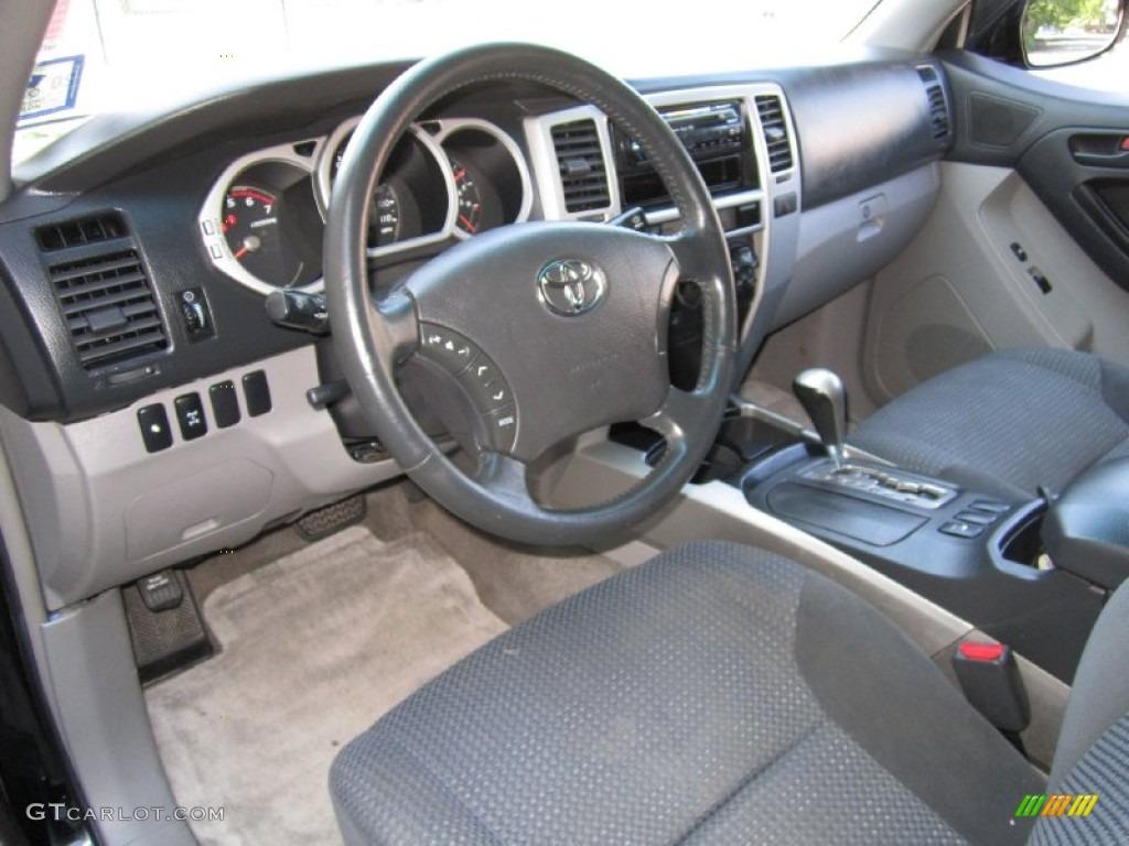 Stone Interior 2003 Toyota 4runner Sr5 4x4 Photo 69488526