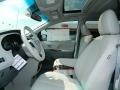 2012 Silver Sky Metallic Toyota Sienna XLE  photo #11